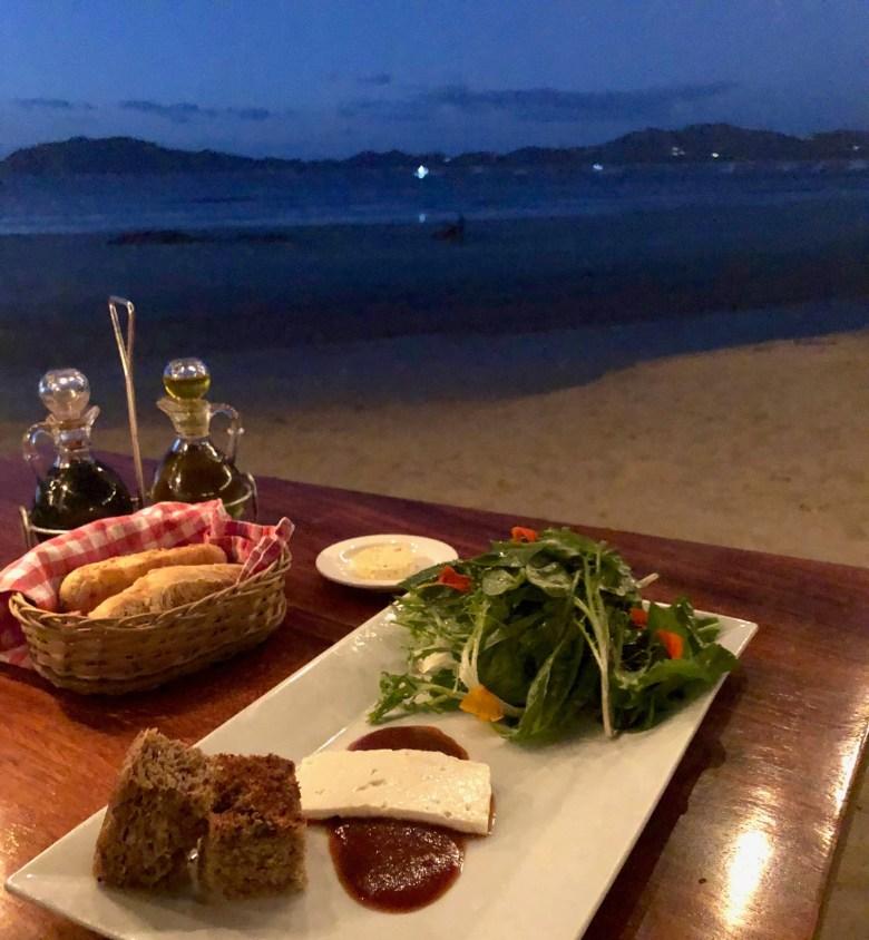El Barco Restaurant in Playa Tamarindo Costa Rica