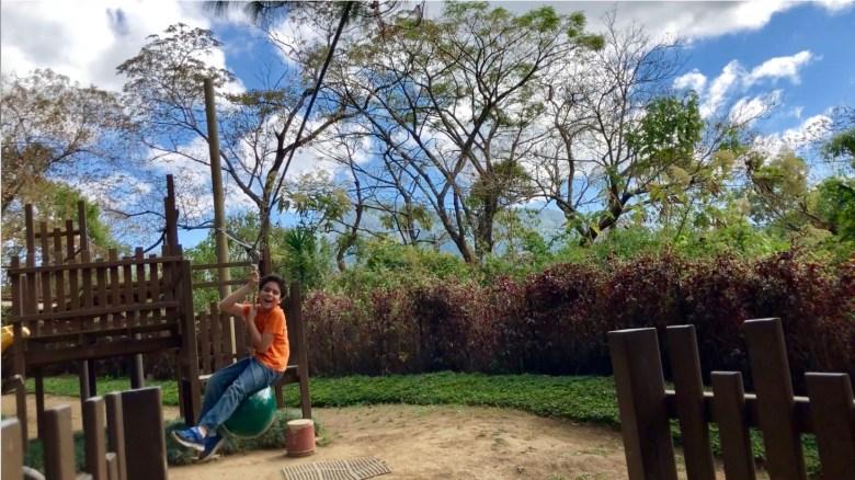 Santo Domingo del cerro playground