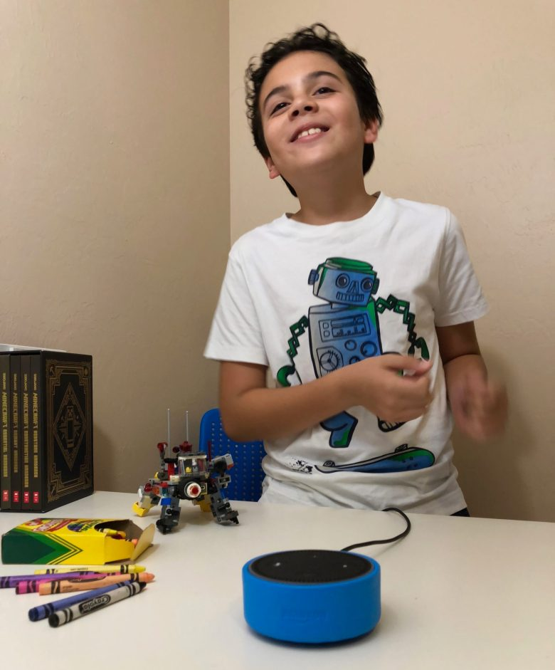 How to Use Echo Dot Kids to Bust Summer Boredom and Prevent Summer Slide