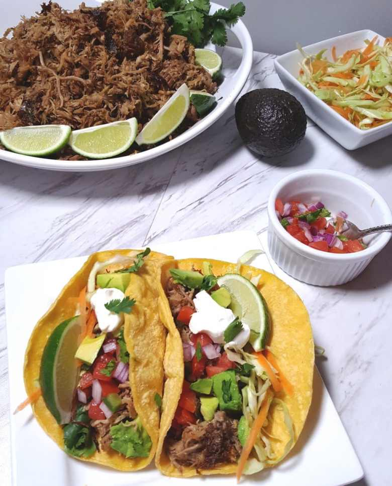Pork Carnitas plus lots of great recipes to celebrate Hispanic Heritage Month