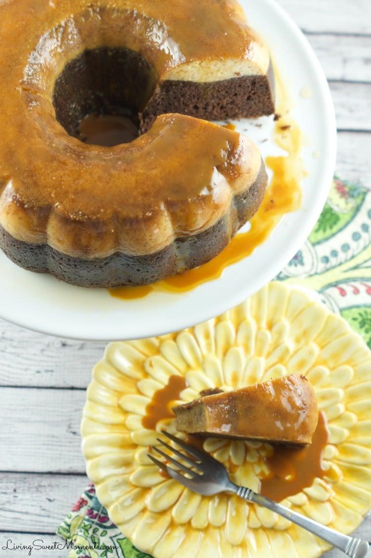Choco flan plus lots of great recipes to celebrate Hispanic Heritage Month