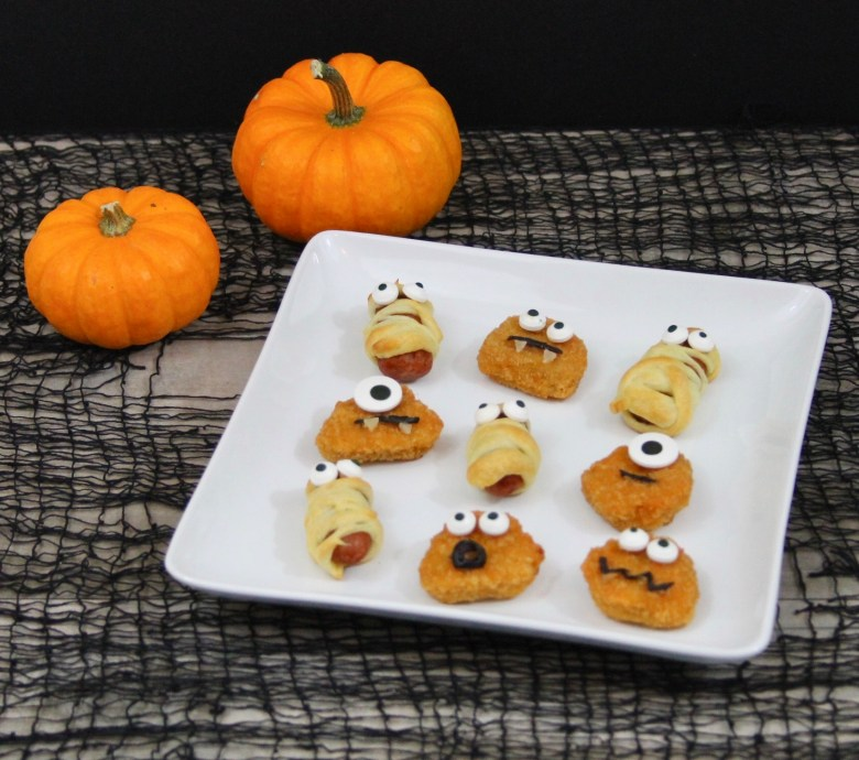Best Halloween Party Foods For Kids