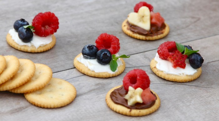 Fun and Easy After School Snack Ideas