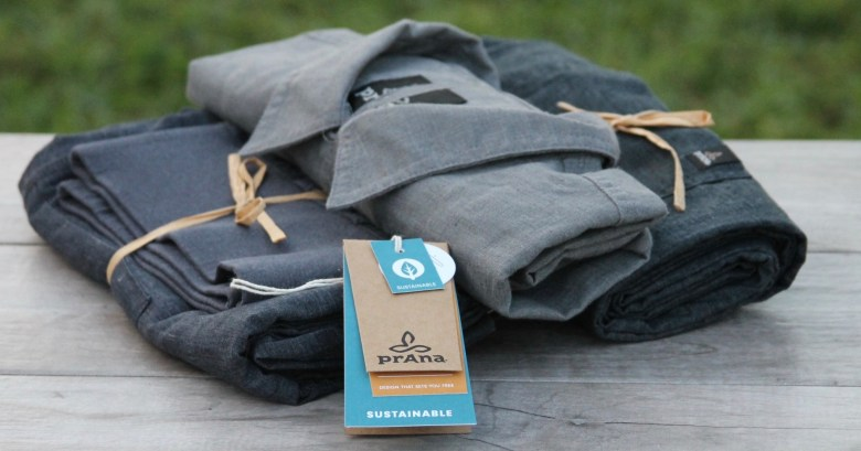 prAna hemp clothing. Why hemp clothing is great for travel