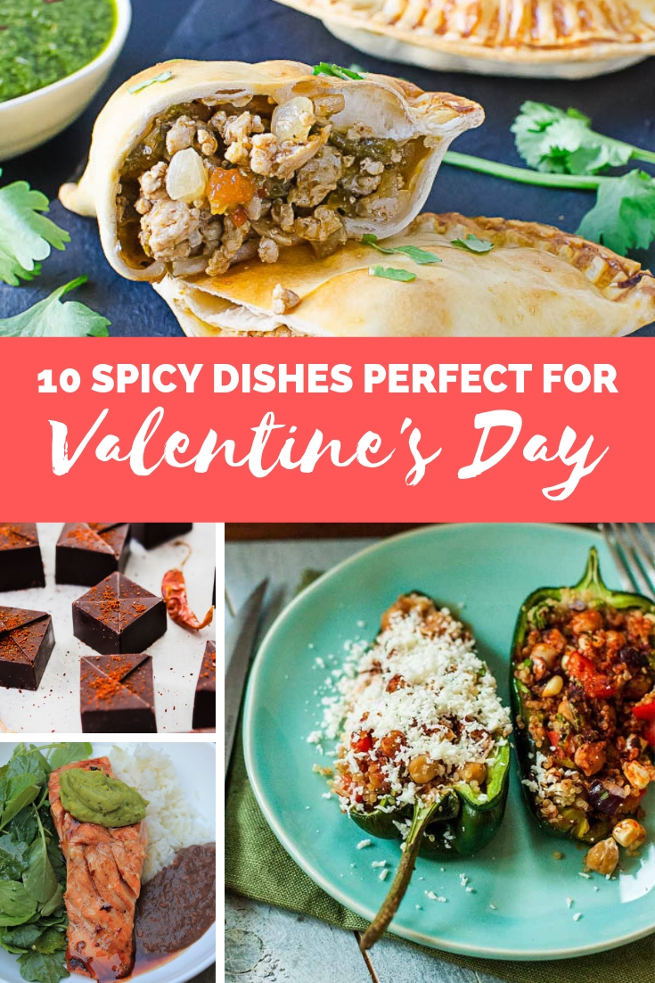 10 spicy recipe ideas to spice up your Valentine's Day