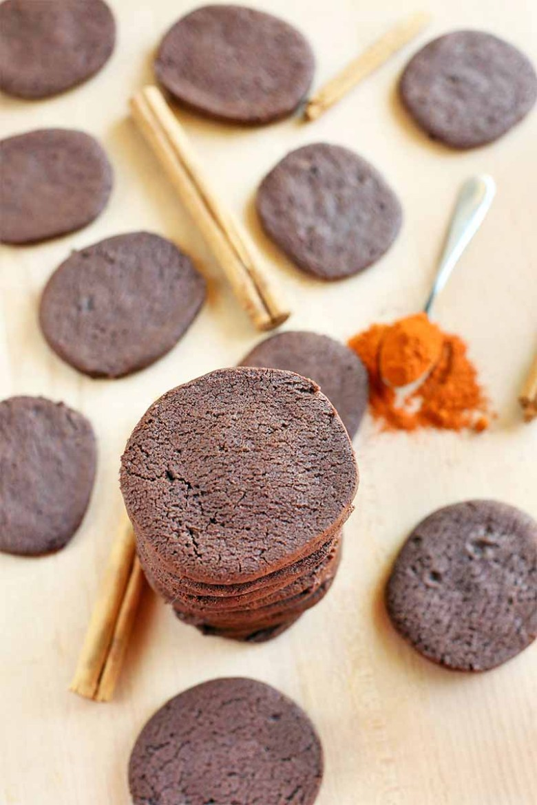 Mexican Hot Chocolate Cookies and other spicy recipe ideas to spice up your Valentine's Day