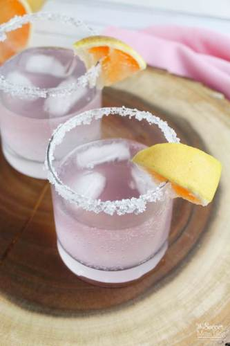 Sparkling Pink Paloma Cocktail and other great spring and summer cocktail recipes to celebrate the warm weather.