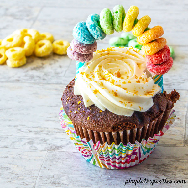 Rainbow Cupcakes and more delicious St Patricks day desserts