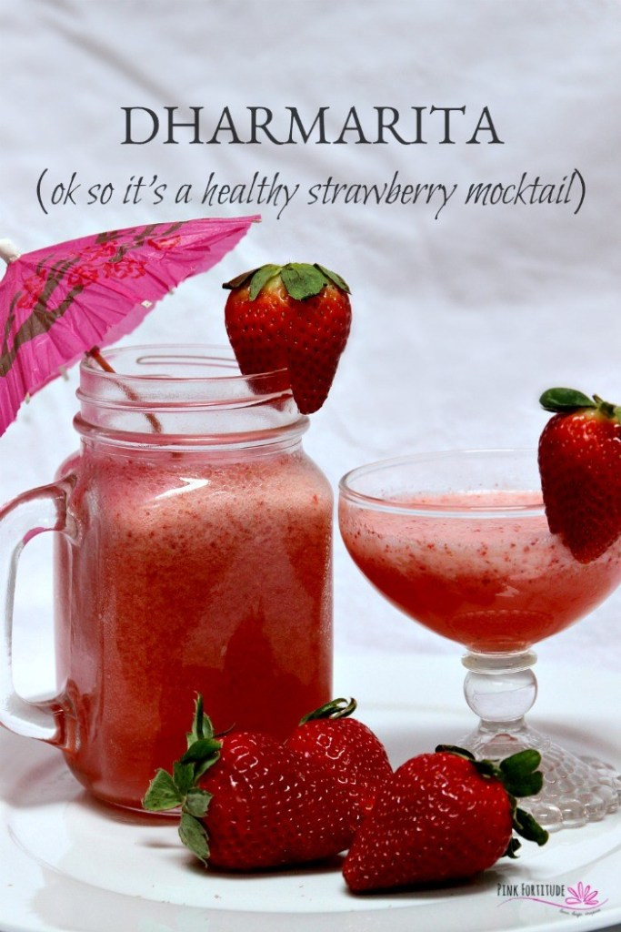 dharmarita mocktail and more non-alcoholic drink recipes for your Easter celebration
