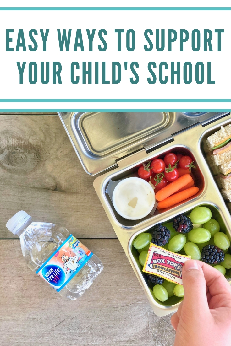 Easy Ways To Support Your Child's School