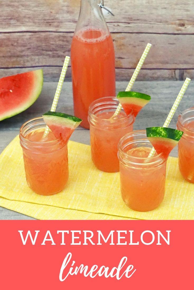 watermelon limeade
