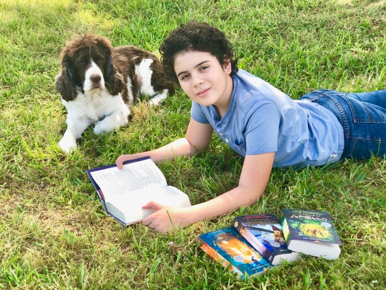 best summer books for middle schoolers