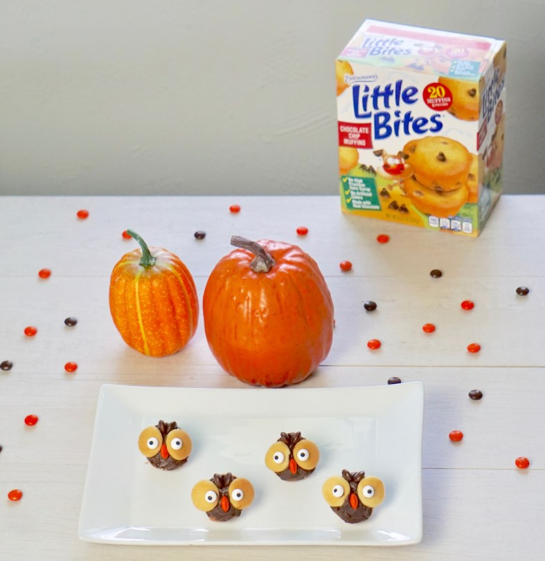 Easy owl snack fall activity