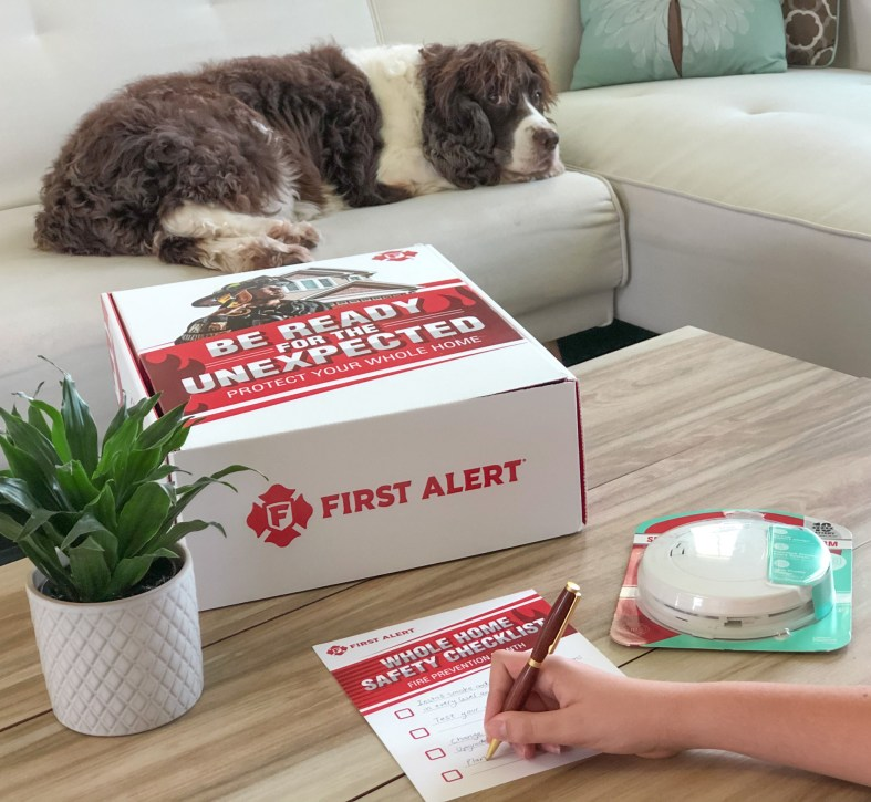 Tips For Creating A Family Fire Safety Plan With First Alert
