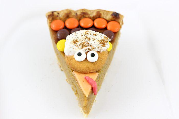 turkey pie dessert for Thanksgiving