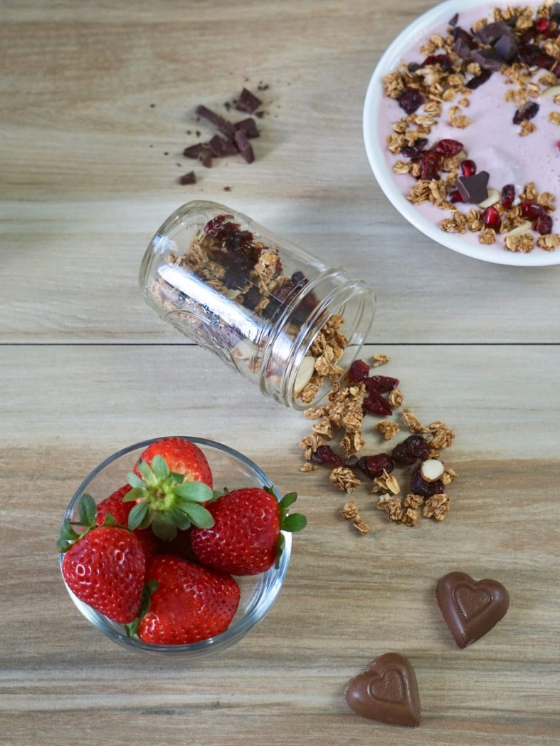Best toppings for smoothie bowls list