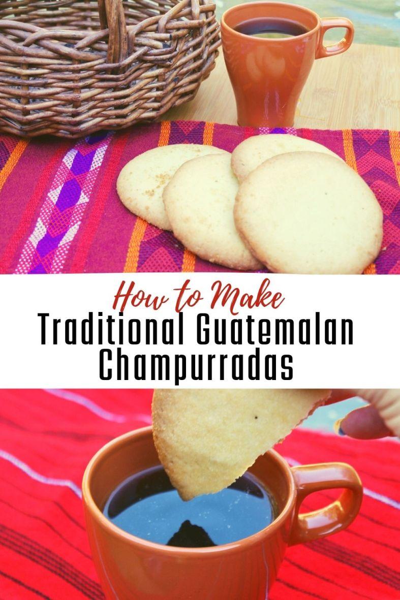 How to make Guatemalan Champurradas, Champurradas de Guatemala