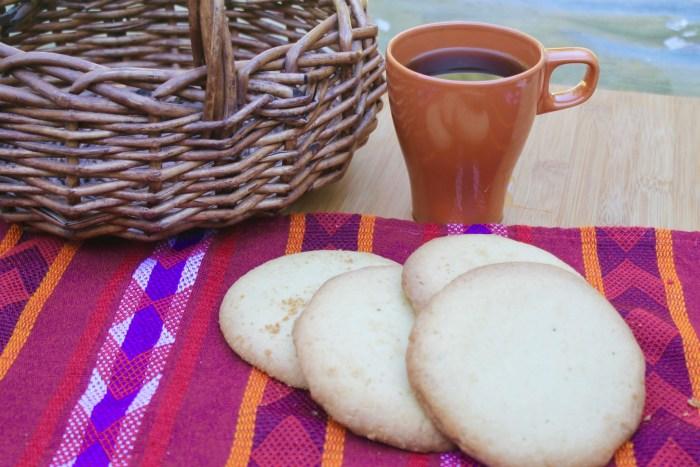 How to make Guatemalan champurradas