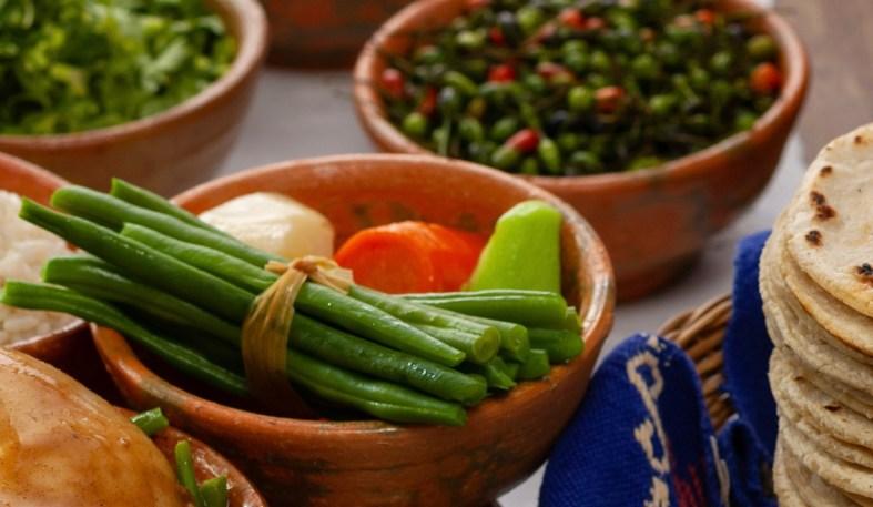 vegetabes for pepian recipe Guatemala