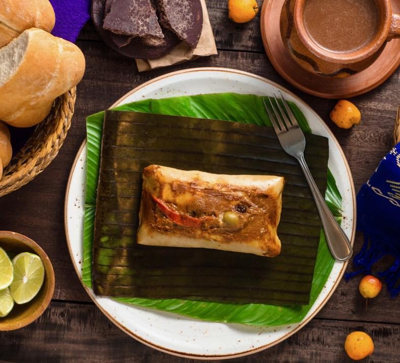 tamales guatemaltecos recipe