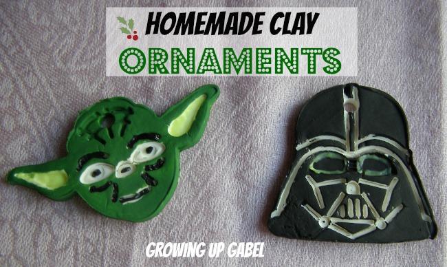 Star Wars Christmas Ornaments Diy