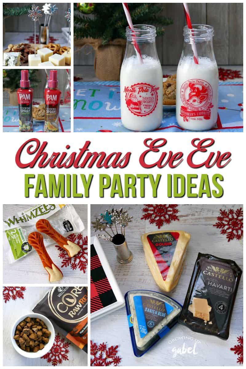 christmas eve eve party