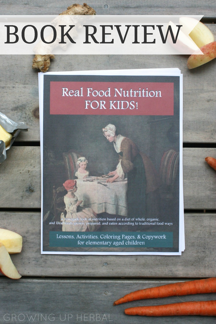 January Book Club Review Real Food Nutrition For Kids