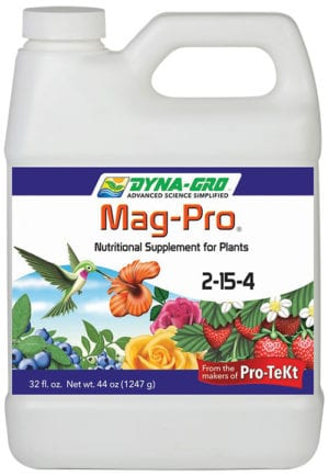 Mag-Pro is a flower booster that will give you HUGE buds