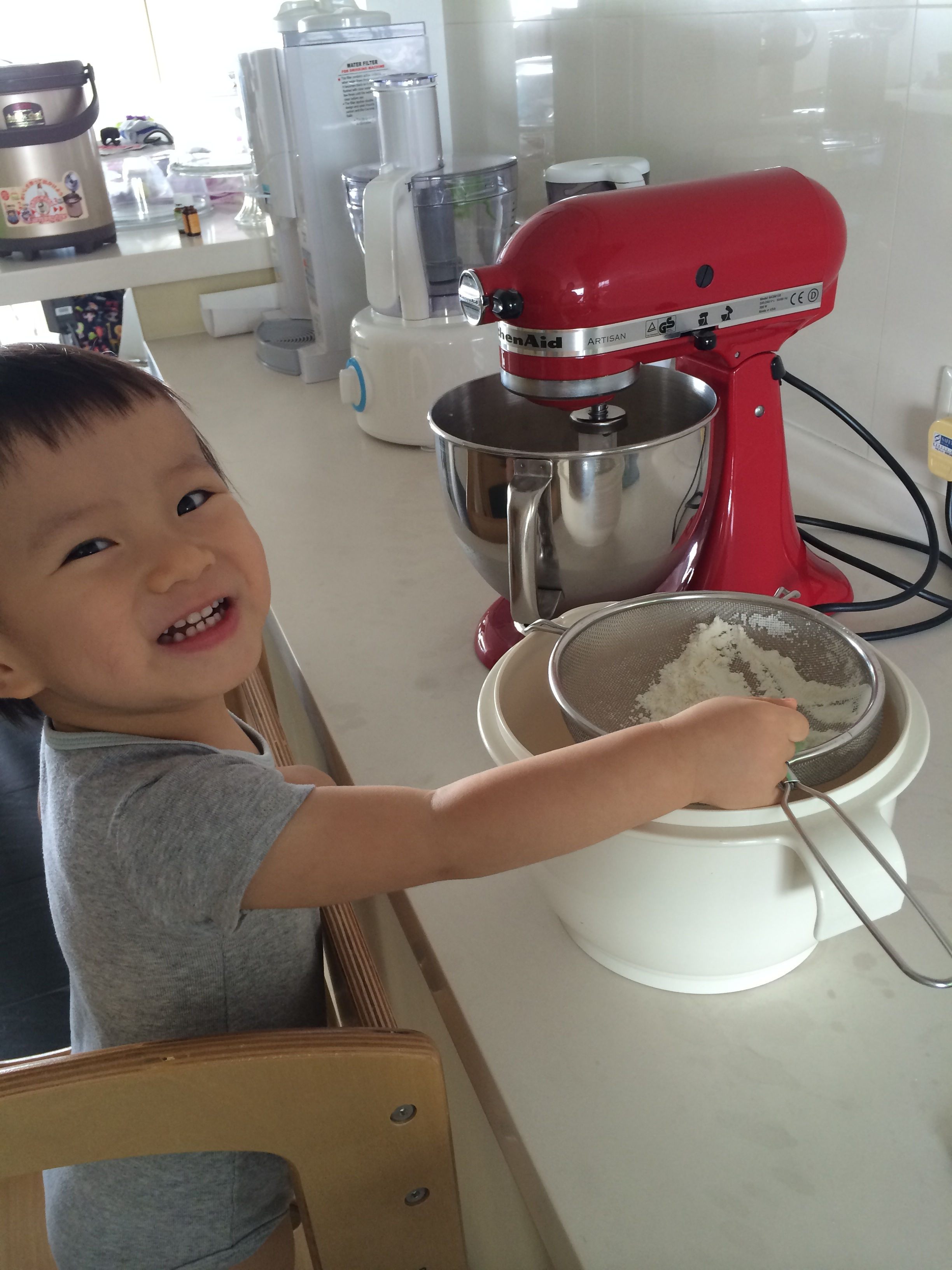 Baking With A Toddler Simple Cupcake Recipes