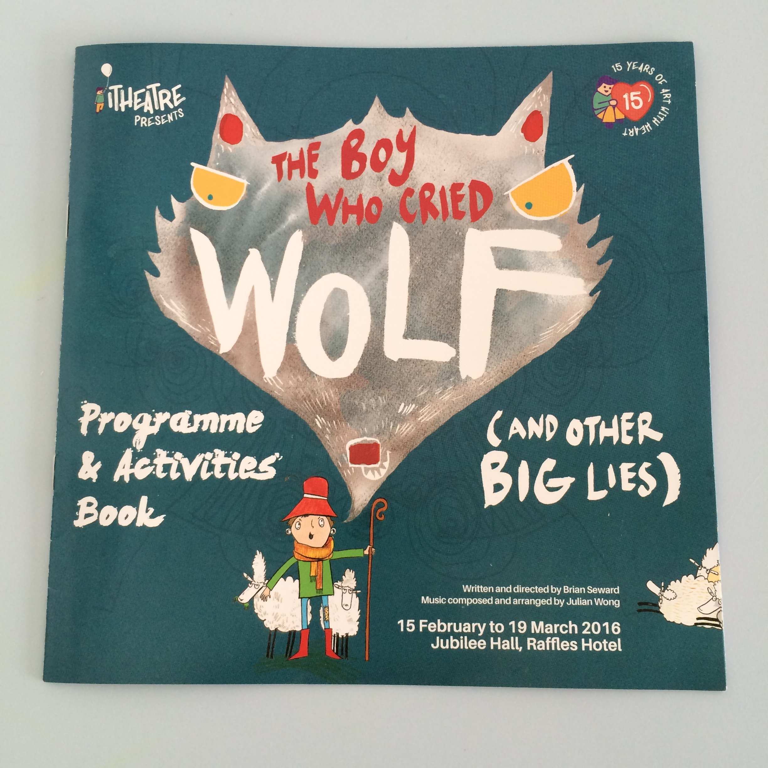 The Boy Who Cried Wolf Activities Ks1