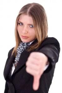 Entrepreneur challenges no support