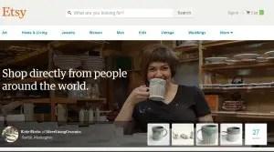 Alternatives to eBay- Etsy