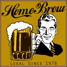 Home Brew Legal since 1978 - Growler & Gill