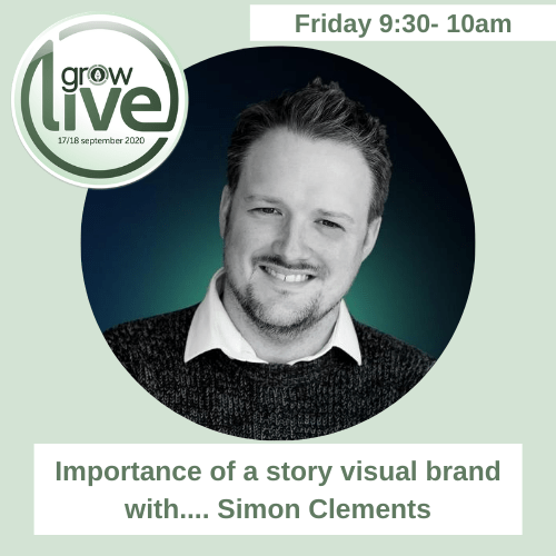 GROW Live 2020 with Simon Clements