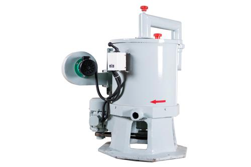 centrifugal dryer unit 1