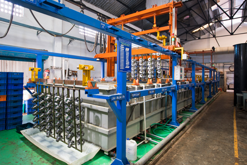 Automatic Electoplating Plant 3