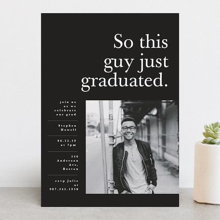 graduation party ideas 2019