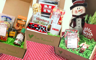 Simplify Holiday Shopping with GROW Nebraska Gift Boxes