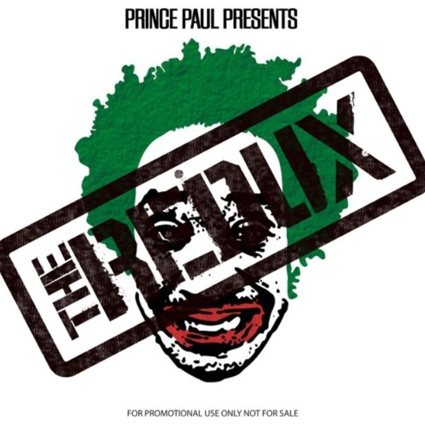 Prince Paul - 'People, Places, and Things' feat  Chubb Rock