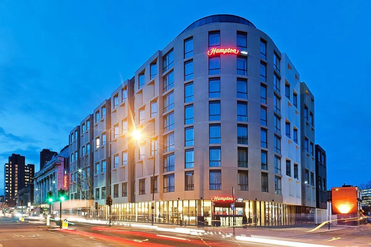 hampton by hilton oxygen sensor wiring diagram hotel review london waterloo
