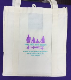 GrowRVA - Child Support Awareness Bags