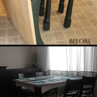 """Our """"New"""" Dining Room Table"""