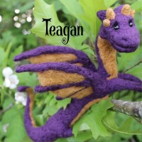 Needle Felting on a Budget! Part 2 – The Color
