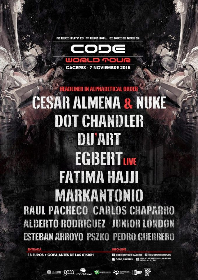 code festival caceres 2015