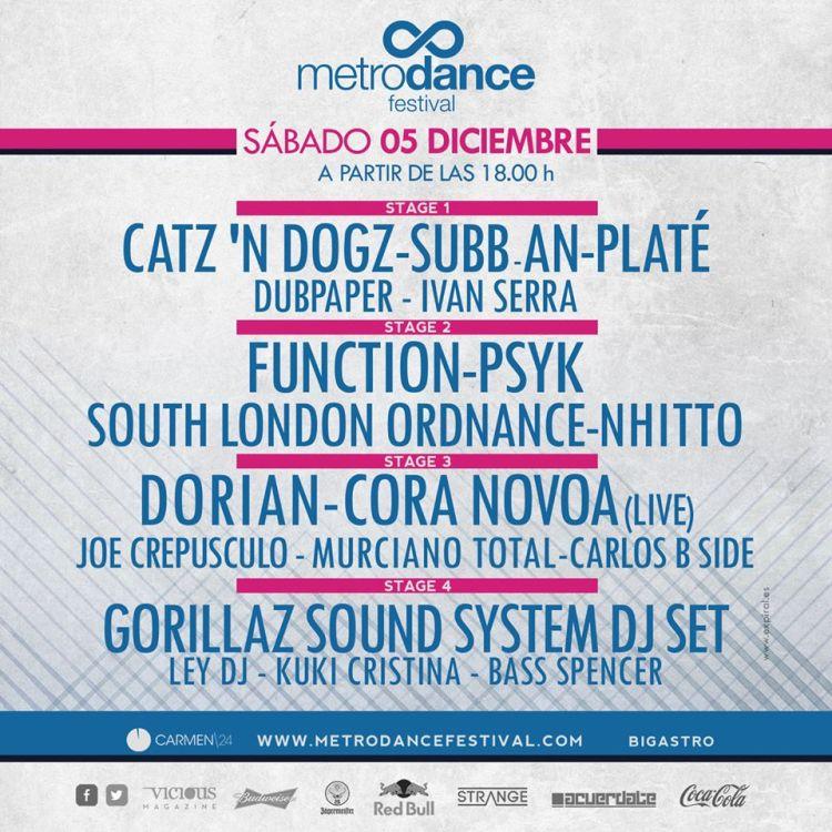 metrodancefestival
