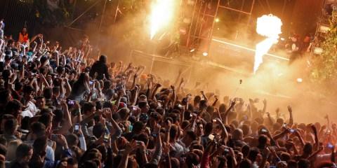 4 every 1 festival sorteo
