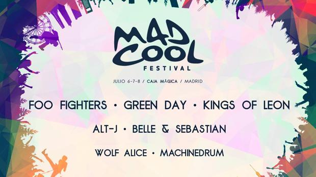 MAD COOL 2017 | Grow Sound Mag