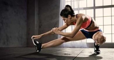 Dynamic stretching exercises