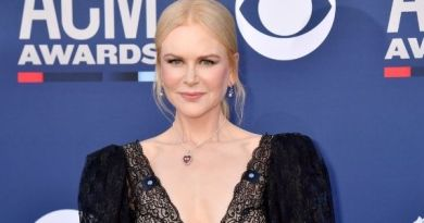How Tall Is Nicole Kidman