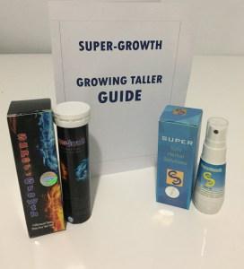 Super-Growth Height Enhancer